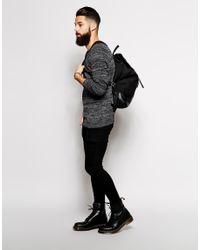 ASOS - Jumper With Twist Yarn - Black for Men - Lyst