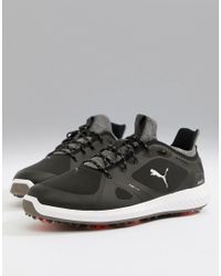 d342bcc0ee5 Lyst - PUMA Golf Ignite Power Adapt Spike Trainers In Black 18989102 ...