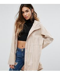 PRETTYLITTLETHING - Multicolor Utility Trench - Lyst