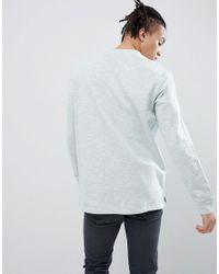 Weekday - White Radical Marled Sweater for Men - Lyst