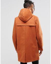ADPT - Brown Lightweight Festival Jacket for Men - Lyst