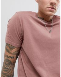 Icon Brand - Metallic Chain Necklace In Silver for Men - Lyst
