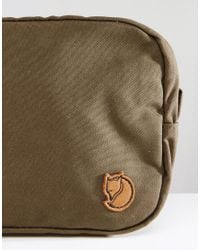 Fjallraven - 2l Wash Bag In Green - Green - Lyst