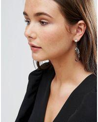 Dyrberg/Kern - Metallic Dyrbergkern Earrings - Lyst