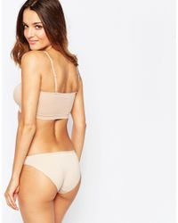 Fashion Forms - Natural Basic Bandeau Bra - Lyst