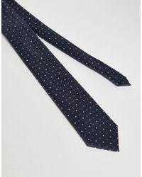 Jack & Jones - Black Tie Spot for Men - Lyst