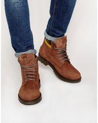 Wrangler - Brown Hunter Boots for Men - Lyst