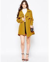 Liquorish Multicolor Lightweight Jacket