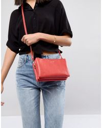 Matt & Nat - Red Triplet Crossbody Bag - Lyst