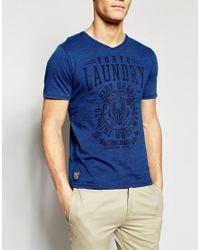 Tokyo Laundry - Blue High Grade Print T-shirt for Men - Lyst