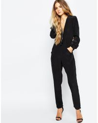 Jen's Pirate Booty | Black Jen's Pirate Booty Chicory Jumpsuit In Silk | Lyst