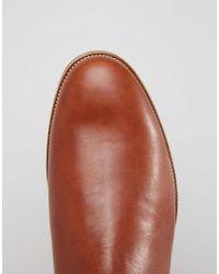 Bobbies | Brown L'horloger Leather Chelsea Boots for Men | Lyst