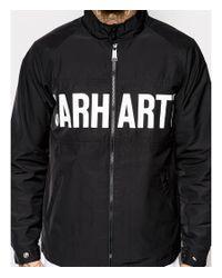 Carhartt WIP - Black Shore Jacket for Men - Lyst