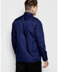 Carhartt WIP - Multicolor Shore Shirt With Pockets & Drawstring In Regular Fit for Men - Lyst