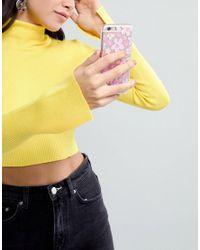 Skinnydip London - Multicolor Iridescent Bloom Iphone Case 6/7/8/s - Lyst