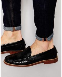 KG by Kurt Geiger | Black Kurt Geiger Harvey Loafers for Men | Lyst
