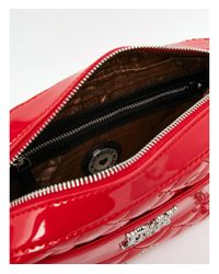Love Moschino - Red Quilted Bag - Lyst