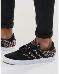 Lyst Adidas Originals Originals Originals Seeley Premiere Trainers In Sort B27368 in c81d69