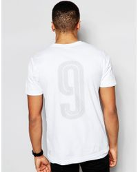 PUMA - White Evolution T-shirt for Men - Lyst