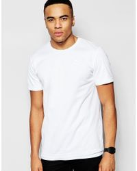 PUMA - White Evolution T-shirt for Men - Lyst