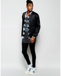 Wasted Youth - Venice Beach Vest - Black for Men - Lyst