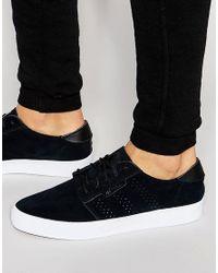 Aq8378 Lyst adidas Originals Seeley Essential zapatillas negro