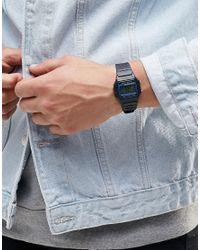 G-Shock | Black G-shock 'super Luminosity' Digital Watch for Men | Lyst