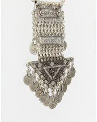 Child Of Wild - Metallic Bodrum Chest Necklace - Lyst