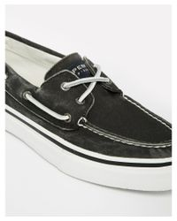 Sperry Top-Sider - Natural Topsider Bahama Boat Shoes for Men - Lyst