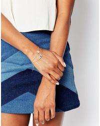 ALDO - Metallic Ldo Finocchio Multipack Bracelets - Lyst