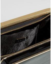 Lavand - Black Box Clutch Bag - Lyst