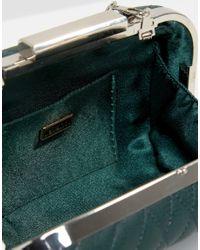 Lavand | Green Box Clutch Bag | Lyst