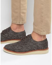 TOMS | Brown Brogue for Men | Lyst