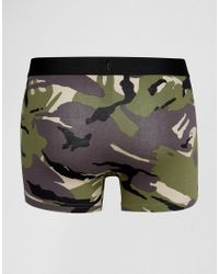 G-Star RAW - Multicolor Raw Trunks In 2 Pack Camo for Men - Lyst