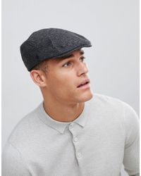 c1e0fb6ca55 French Connection Benjamin Flat Cap for Men - Lyst