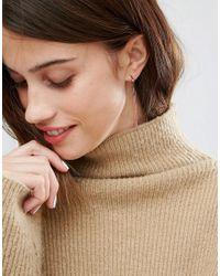 SELECTED | Metallic Femme Beary Dangle Earrings | Lyst