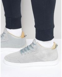 Globe   Gray Abyss Sneakers for Men   Lyst