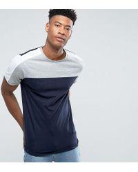 TALL Cut and Sew T-Shirt - Grey D-Struct Discounts Cheap Footlocker Finishline Discount 2018 JUpeHCY7