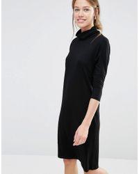 Just Female | Black Bliss Dress | Lyst