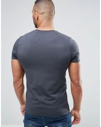 ASOS - Multicolor 5 Pack Muscle T-shirt Save for Men - Lyst