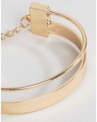 ALDO - Metallic Frareri Bracelet - Lyst