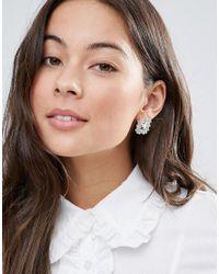 Nylon - Metallic Multi Gem Earrings - Lyst