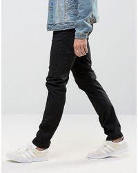 Bellfield | Gray Stretch Skinny Chino for Men | Lyst