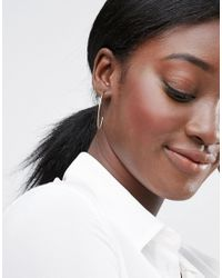 SELECTED - Metallic Femme Kari Multipack Earrings - Lyst