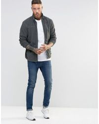 The North Face - Gray Bombay Jacket for Men - Lyst