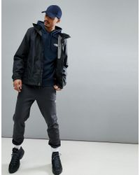 The North Face - Blue Drew Peak Pullover Hoodie In Navy for Men - Lyst