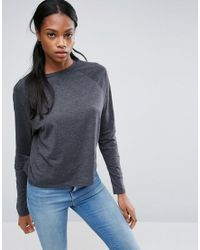 ASOS - White T-shirt In Boxy Fit - Lyst