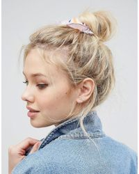 ASOS - Metallic Pack Of 12 Pretty Stud Single Earrings - Lyst