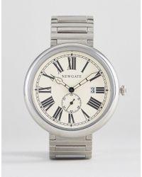 Newgate Watches - Metallic Liberty Grand Roman Dial Watch for Men - Lyst