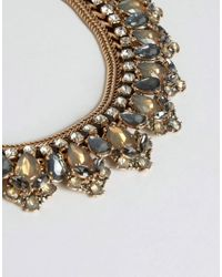 ALDO - Metallic Metal Chain Necklace - Lyst